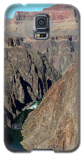 Colorado River From Plateau Point Galaxy S5 Case