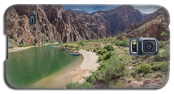 Colorado River In The Grand Canyon Galaxy S5 Case