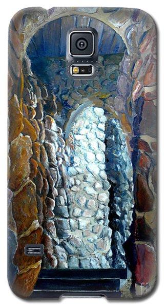 Colorado Rock Castle  Galaxy S5 Case
