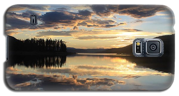 Galaxy S5 Case featuring the photograph Colorado Sunset by Chris Thomas