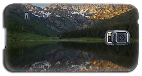 Colorado Sunset - Piney Lake Galaxy S5 Case