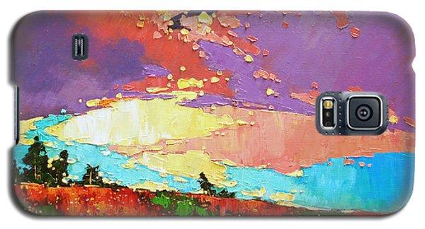 Colored Dreams Galaxy S5 Case by Anastasija Kraineva