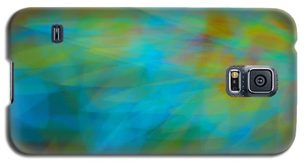 Colorful Abstract Galaxy S5 Case