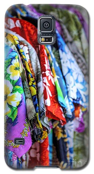 Colorful Aloha Galaxy S5 Case
