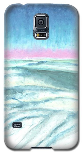 Colorful And Colorless Cloudscape Galaxy S5 Case