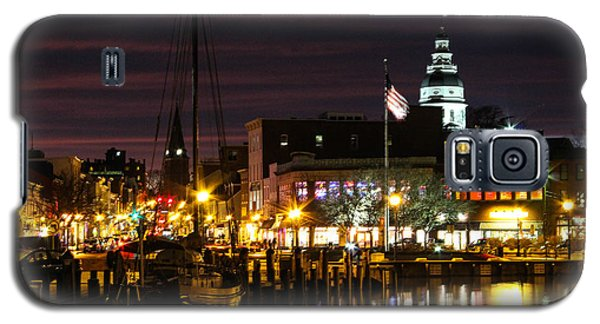 Colorful Annapolis Evening Galaxy S5 Case