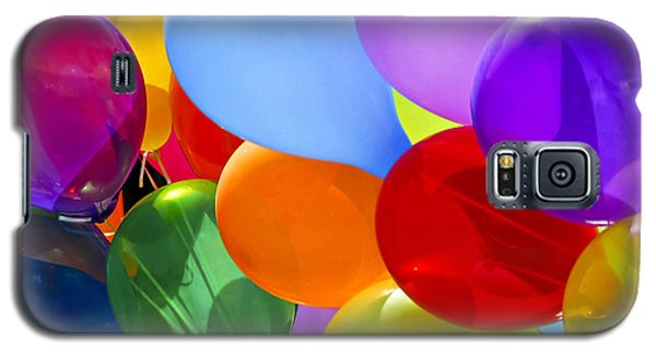 Colorful Balloons Galaxy S5 Case