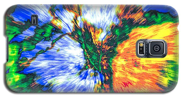 Colorful Bouquet Galaxy S5 Case