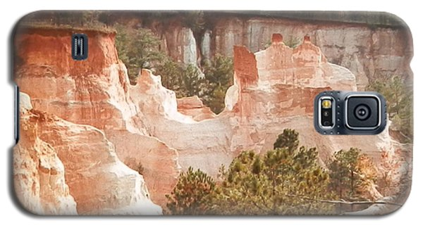 Colorful Georgia Canyon Wonder Galaxy S5 Case by Belinda Lee