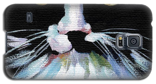Colorful Cat Galaxy S5 Case