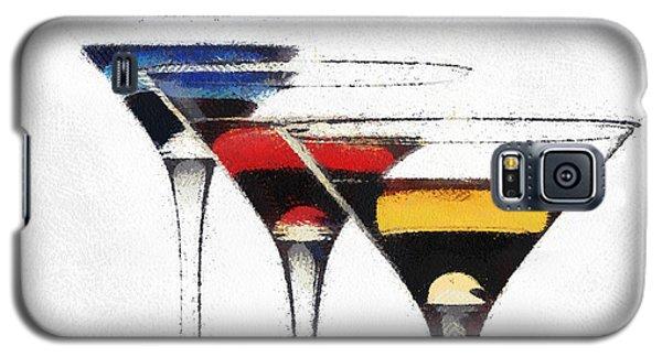 Colorful Cocktails Galaxy S5 Case by Georgi Dimitrov