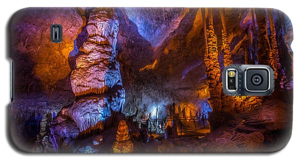 Colorful Stalactite Cave Galaxy S5 Case