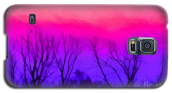 Colorful Sunrise Galaxy S5 Case by Odon Czintos