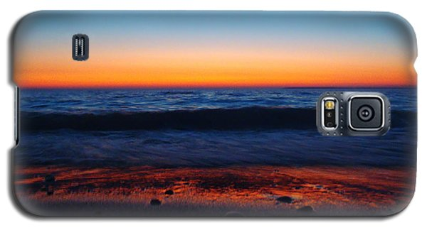 Colorful Twilight Galaxy S5 Case