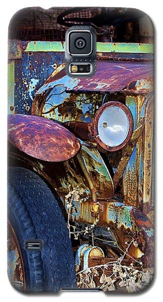 Colorful Vintage Car Galaxy S5 Case