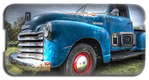 Colorful Workhorse - 1953 Chevy Truck Galaxy S5 Case