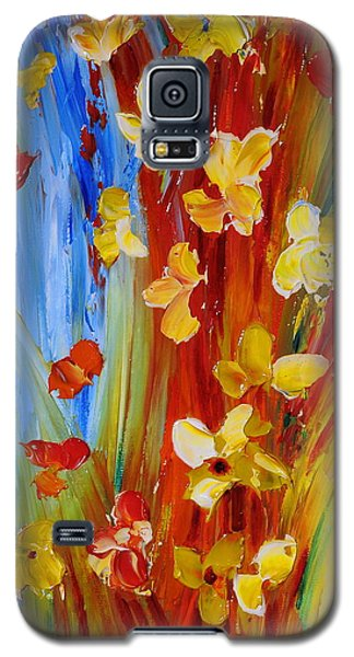 Colorful World Galaxy S5 Case