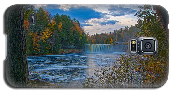 Colors At Tahquamenon Falls Galaxy S5 Case