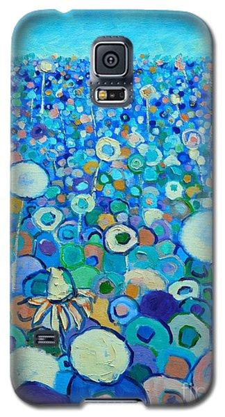 Colors Field In My Dream Galaxy S5 Case