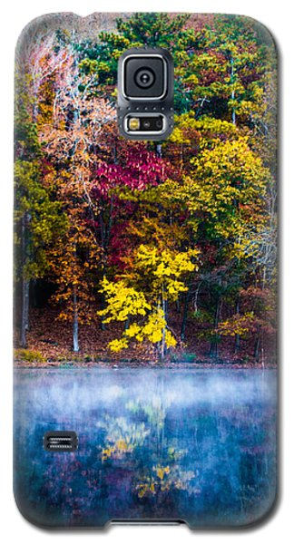 Colors In Early Morning Fog Galaxy S5 Case