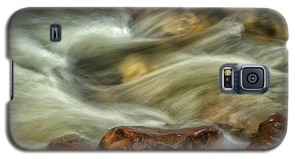 Colors In The Stream Galaxy S5 Case