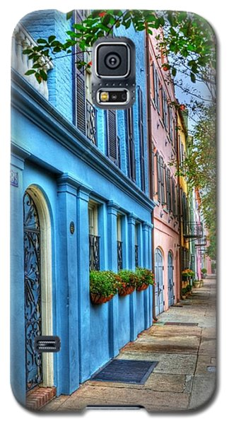 Colors Of Charleston 4 Galaxy S5 Case