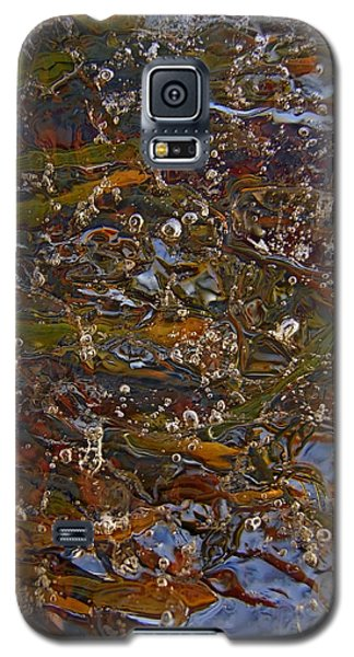 Colors Of Nature 7 Galaxy S5 Case