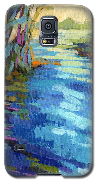 Colors Of Summer 9 Galaxy S5 Case