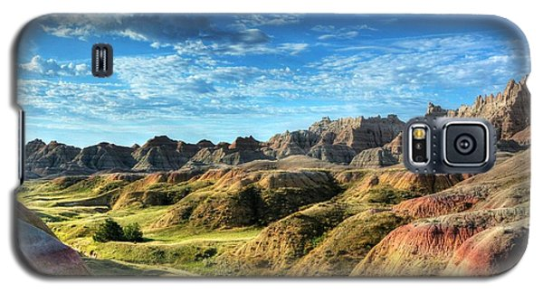 Colors Of The Badlands Galaxy S5 Case
