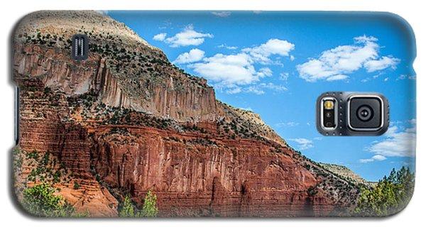 Colors Of The Jemez Galaxy S5 Case