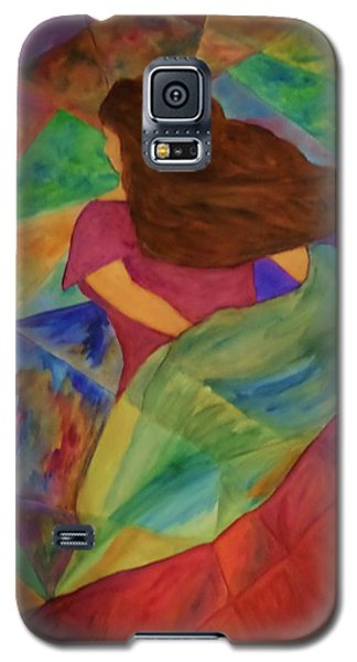 Colors Of The Wind Galaxy S5 Case by Christy Saunders Church