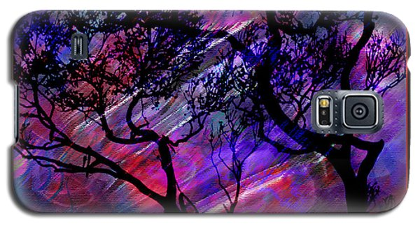 Galaxy S5 Case featuring the digital art Colorscape by Barbara MacPhail