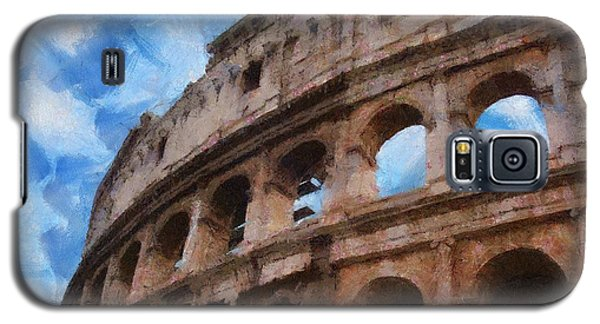 Colosseo Galaxy S5 Case by Jeff Kolker