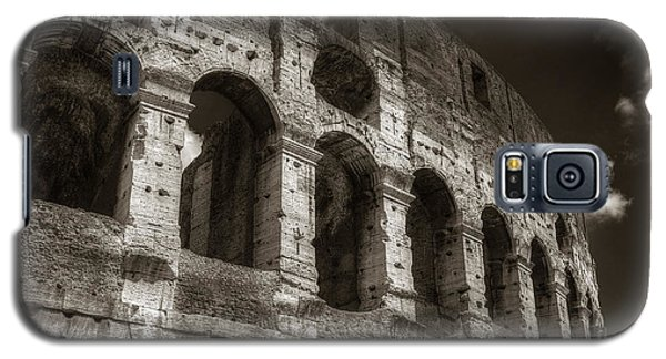 Colosseum Wall Galaxy S5 Case