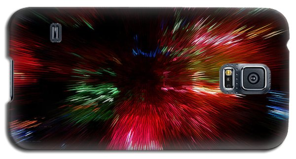 Colour Explosion Galaxy S5 Case