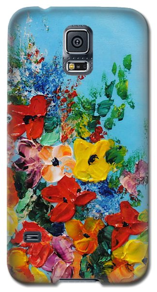 Colour Of Spring Galaxy S5 Case
