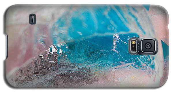 Coloured Ice Creation Print #4 Galaxy S5 Case