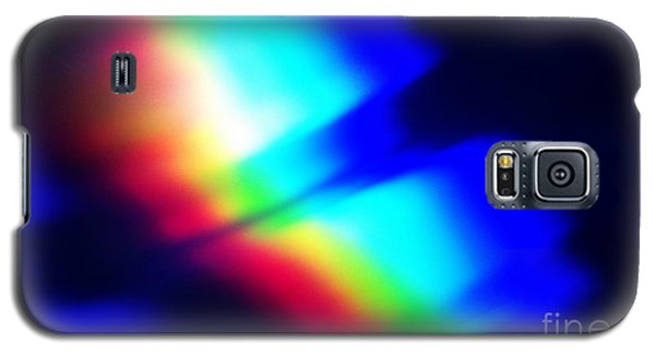 Galaxy S5 Case featuring the photograph Coloured Light by Martin Howard