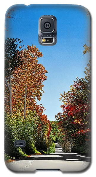 Colours Of Caledon Galaxy S5 Case