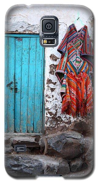 Colours Of Peru Galaxy S5 Case