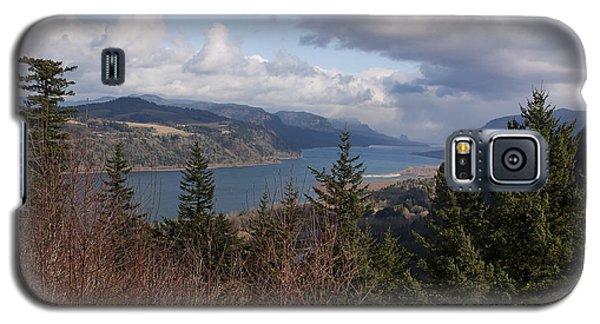 Columbia Gorge Galaxy S5 Case by Belinda Greb