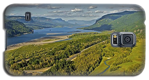 Columbia Gorge Galaxy S5 Case