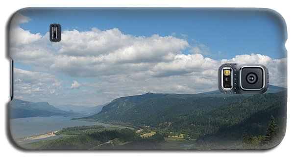 Columbia River Gorge Galaxy S5 Case by Marlene Rose Besso