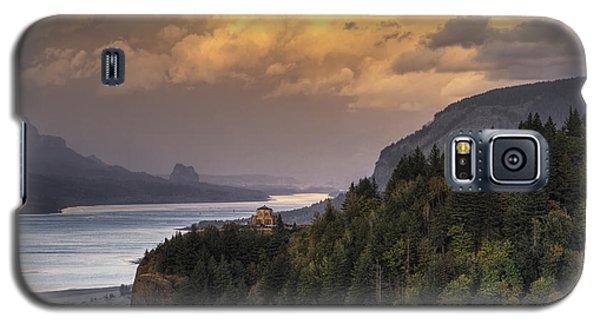 Columbia River Gorge Vista Galaxy S5 Case