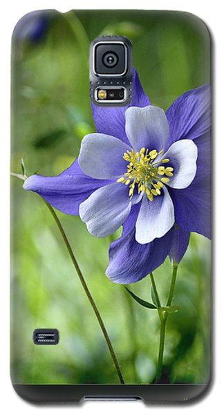 Columbine Card  Galaxy S5 Case
