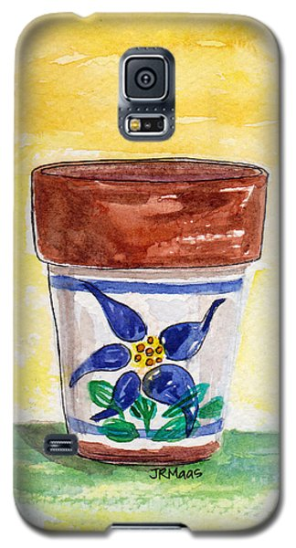 Columbine Container Galaxy S5 Case by Julie Maas