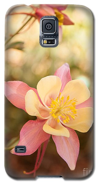 Galaxy S5 Case featuring the photograph Columbine by Roselynne Broussard