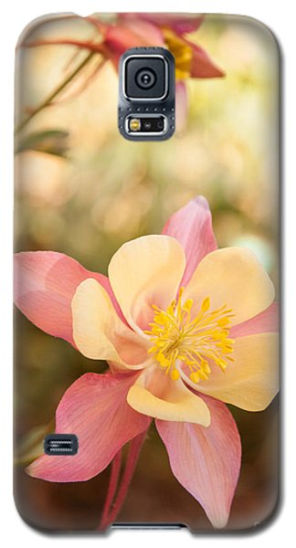 Columbine Galaxy S5 Case by Roselynne Broussard