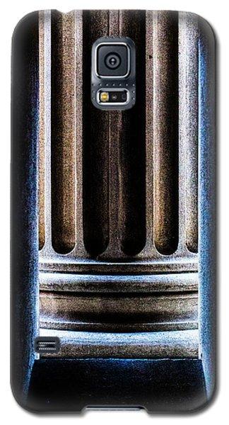 Column Number Nine  Galaxy S5 Case