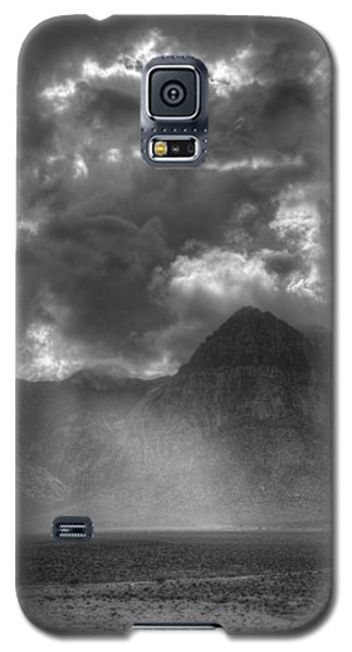 Column Of Light Galaxy S5 Case